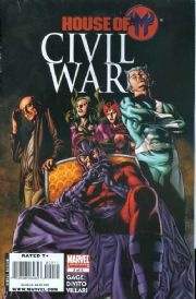 Civil War House Of M #2 (2008) Marvel comic book